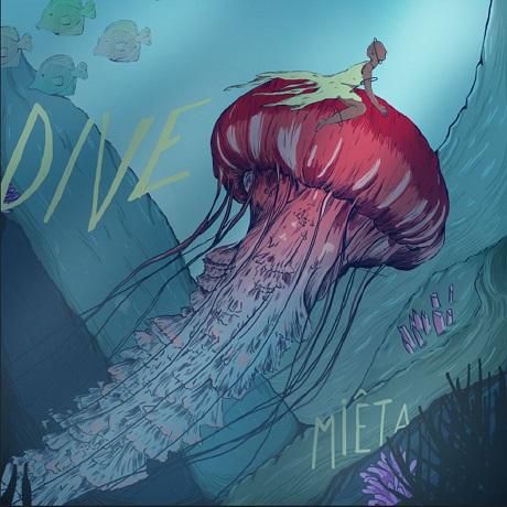 dive album mieta band Belo Horizonte brazil indie dream pop band uncommon fresh new music freaks