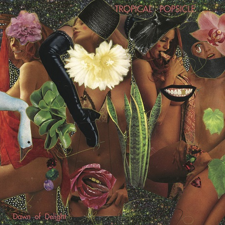 dawn of delight album tropical popsicle band san diego experimental garage punk uncommon fresh new music freaks