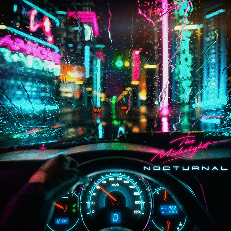 Nocturnal The Midnight band los angeles dream wave synth wave uncommon music fresh music buffs