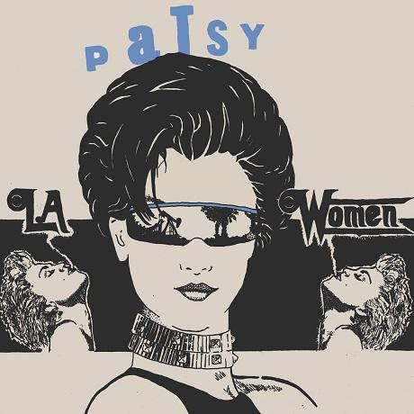 la women patsy band london lowfi garage punk