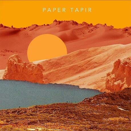paper tapir ep melbourne indie punk 2018