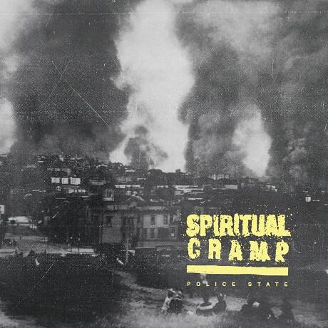 spiritual cramp police state ep california hardcore punk