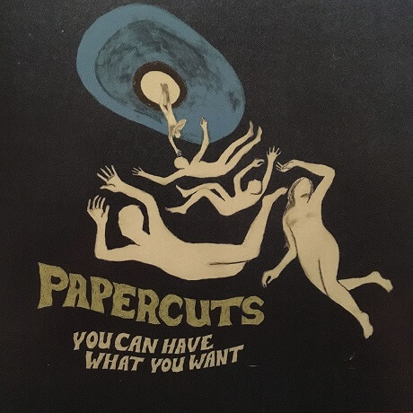 papercuts you can have what you want san francisco dream pop 2018