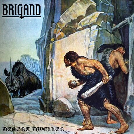 brigand desert dweller san antonio hardcore noise