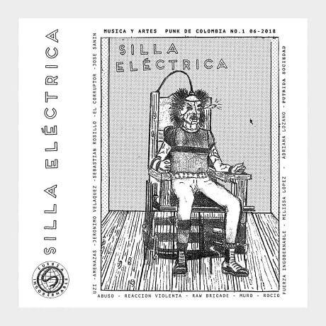 uzi silla electrica bogota hardcore punk