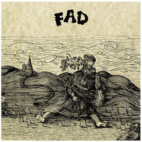 fad self titled brighton glam punk