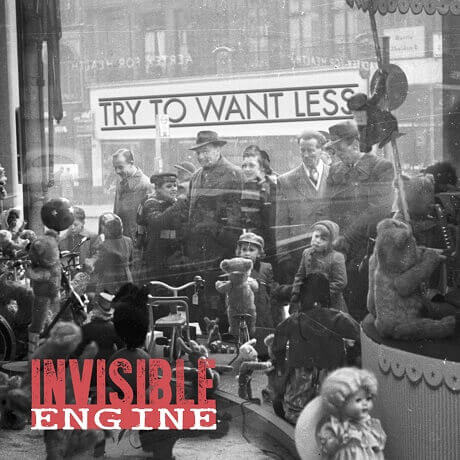 invisible engine try to want less cincinnati undergound punk