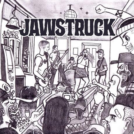 jawstruck ep santa cruz hardcore punk