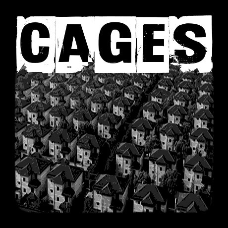 cages 206 ep seattle hardcore noise rock
