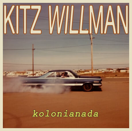 kitz william kolonianada ontario alternative rap