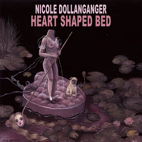 nicole dollanganger heart shaped bed ontario dream pop
