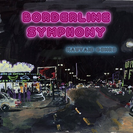borderline symphony Mauvais Genre german shoegaze pop