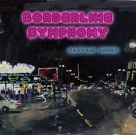 borderline symphony Mauvais Genre german shoegaze pop