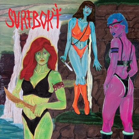 surfbort friendship music new york punk rock