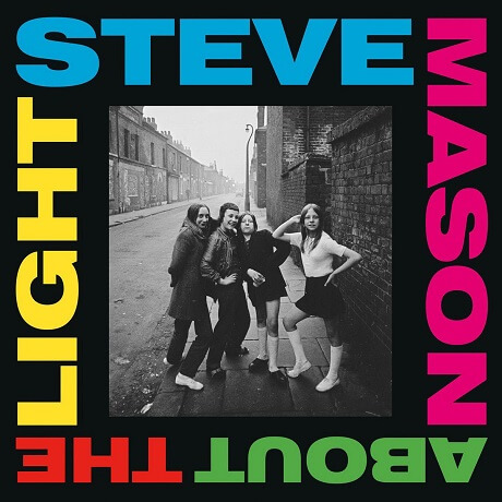 steve mason about the light edinburgh alt rock