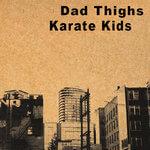 dad thighs karate kids split