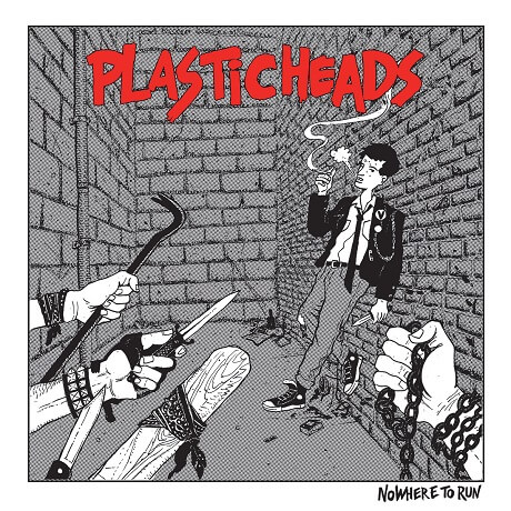 plastic heads nowhere to run toronto punk rock